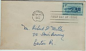 Scott 1006 Envelope (Image1)