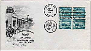 Scott 1031a Cachet Envelope