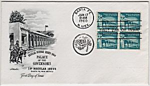 Scott 1031A Cachet Envelope (Image1)