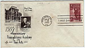 FDC 1064 Cachet Envelope (Image1)