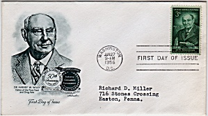 Scott 1080 Cachet Envelope (Image1)