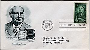 Scott 1080 Cachet Envelope (Image1)
