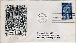Scott 1082 Cachet Envelope (Image1)