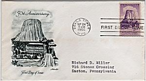 Scott 1084 Cachet Envelope (Image1)