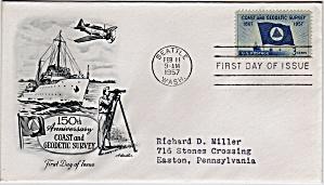 Scott 1088 Cachet Envelope (Image1)