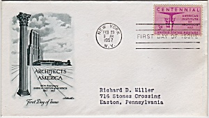 Scott 1089 Cachet Envelope (Image1)