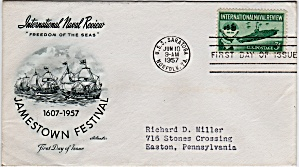 Scott 1091 Cachet Envelope (Image1)