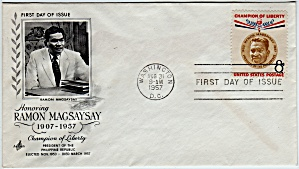 Scott 1096 Cachet Envelope (Image1)
