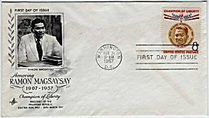 Scott 1096 Cachet Envelope (Image1)