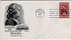 Scott 1097 Cachet Envelope (Image1)