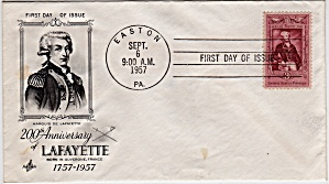 Scott 1097 Cachet Envelope