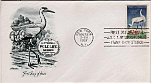 Scott 1098 Cachet Envelope (Image1)