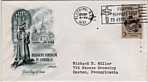 Scott 1099 Cachet Envelope (Image1)