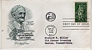 Scott 1100 Cachet Envelope (Image1)