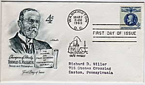 Scott 1147 Cachet Envelope (Image1)
