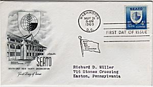 Scott 1151 Cachet Envelope (Image1)