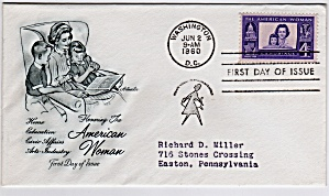 Scott 1152 Cachet Envelope (Image1)