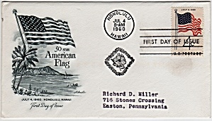 Scott 1153 Cachet Envelope (Image1)
