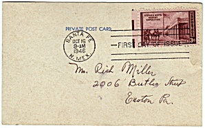Scott 944 Post Card (Image1)