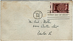 Scott 955 Envelope (Image1)