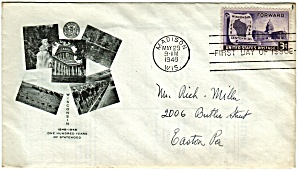 Scott 957 Cachet Envelope (Image1)