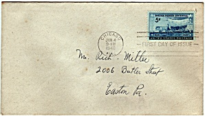 Scott 958 Envelope (Image1)