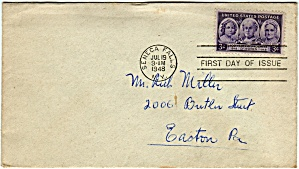 Scott 959 Envelope (Image1)