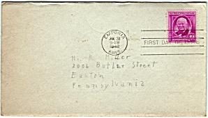 Scott 960 Envelope (Image1)