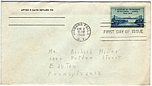 Scott 961 Envelope (Image1)