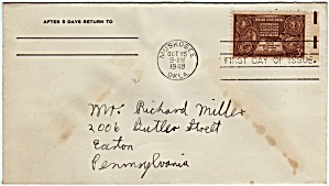 Scott 972 Envelope (Image1)