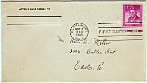 Scott 975 Envelope (Image1)