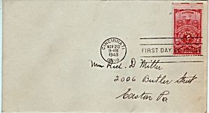 Scott 979 Envelope