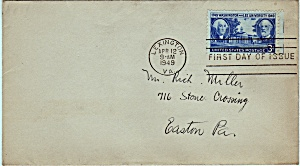 Scott 982 Envelope (Image1)