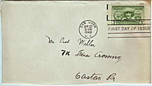 Scott 983 Envelope (Image1)