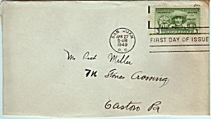 Scott 983 Envelope (Image1)