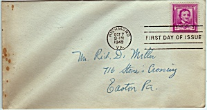 Scott 986 Envelope (Image1)