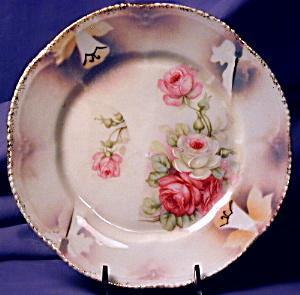 German luster dessert plate 1 (Image1)
