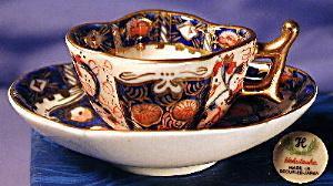 Occ. Japan Hokutosha h.p. quatrefoil mini c&s (Image1)