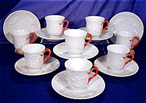 Ginori Demitasse Set (Image1)