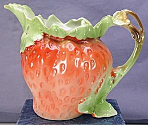 Royal Bayreuth Figural Strawberry Creamer (Image1)