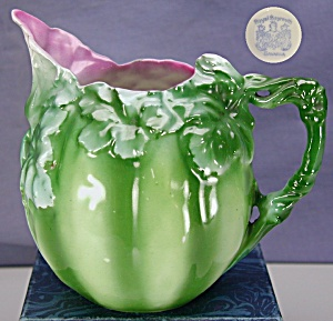 Royal Bayreuth figural Watermelon creamer (Image1)