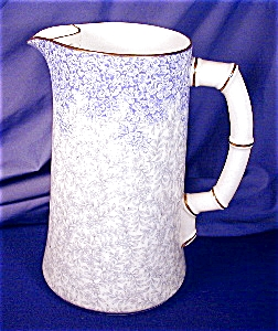Royal Worcester Floral Lemonade Pitcher (Image1)