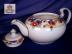Click to view larger image of Aynsley Floral Band Teapot (Image2)