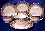Click here to enlarge image and see more about item ENG036: Maddock & Sons demitasse set