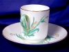 Click to view larger image of Copeland green grass Demitasse c&s (Image2)
