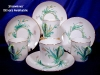 Click to view larger image of Copeland green grass Demitasse c&s (Image5)