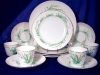 Click to view larger image of Copeland Green Grass Lunch Set (Image8)