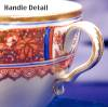 Click to view larger image of Probable Spode Bute shape hand painted cup (Image7)