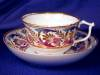Click to view larger image of Derby Wishbone Handle cup & saucer (Image8)