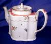 Click to view larger image of New Hall Commode shaped Teapot (Image3)
